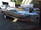 BASS TRACKER Fishing Boat 83 TOURNAMENT TX